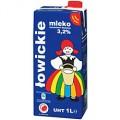 ŁOWICKIE MLEKO UHT 3,2% 1L